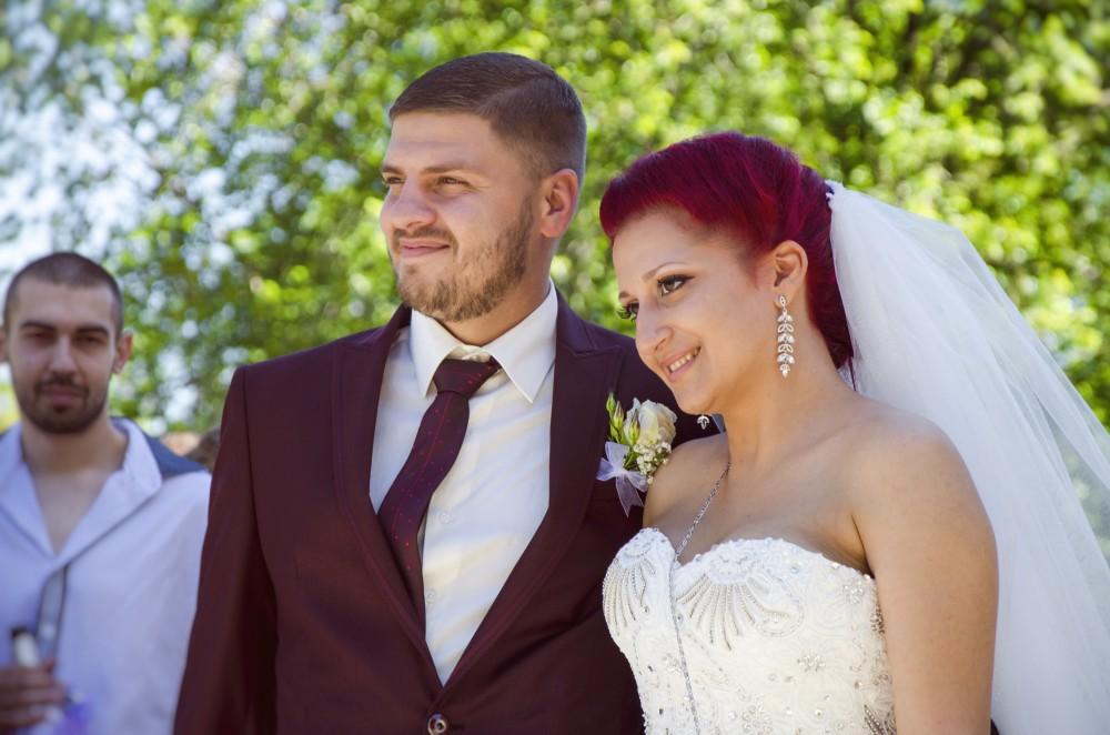 Сватба под тепетата – Катерина и Илия