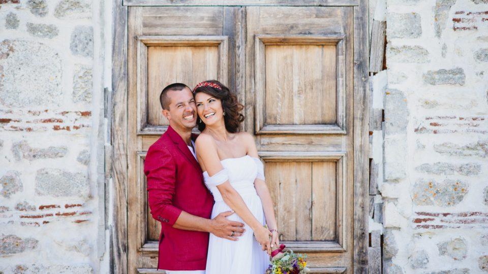 Сватбата на Диана и Страхил
