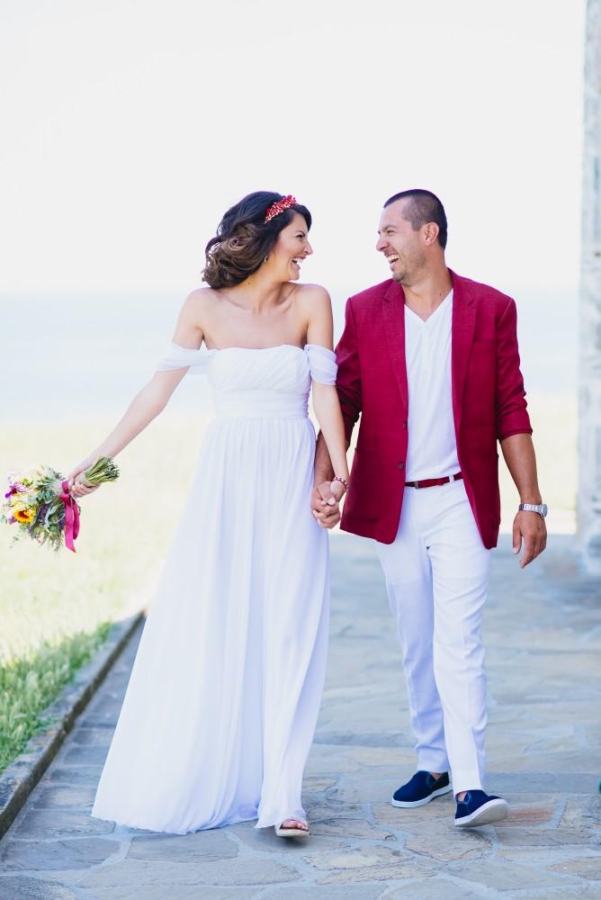 Сватбата на Страхил и Диана