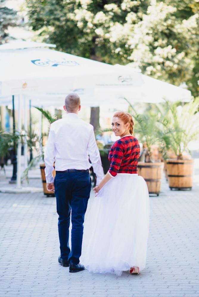 МиГ – сватбата на Михаела и Георги