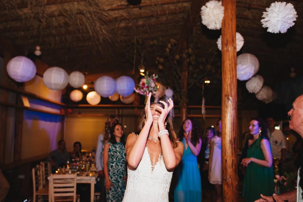 Сватбата на Лина и Андреа