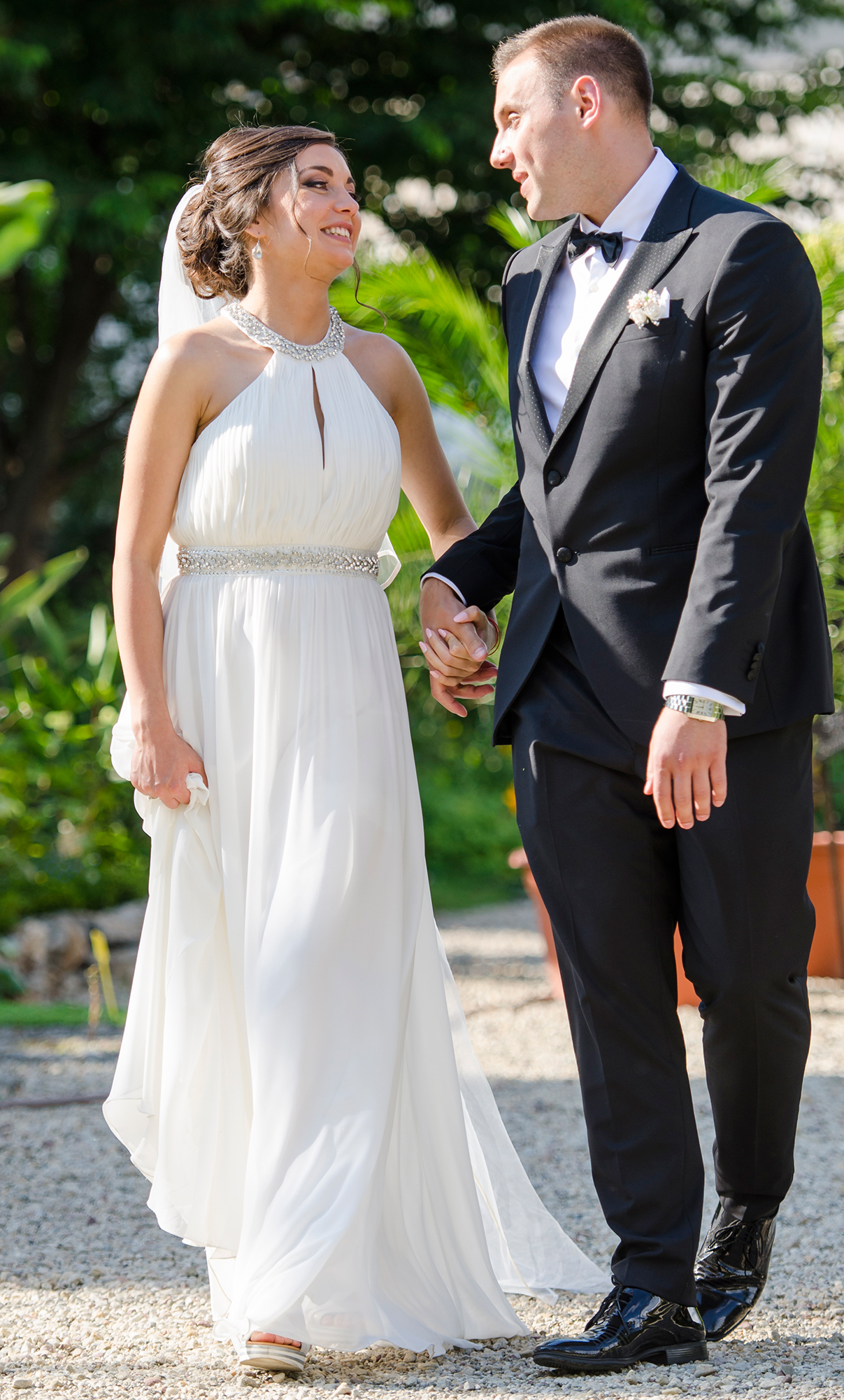Сватбата на Стефи и Гришата